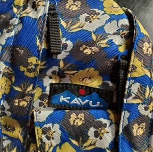 Kavu Bags - Kavu backpack with flowers